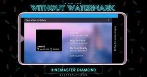 KineMaster Diamond Mod Apk – Download Latest Version 5